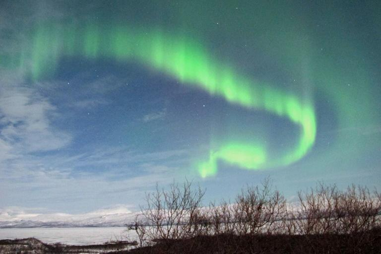 Growing numbers of holidaymakers are prepared to shiver to experience the breathtaking colour show of the Northern Lights