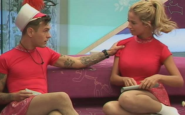 In Series 4 indie rocker Preston and Z-lister Chantelle Houghton found love in the house. They were inseparable and just months later got married. After divorcing when it all went wrong, they shared the house again in Ultimate Big Brother