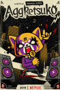 <p>Like <em>One Punch Man</em>, <em>Aggretsuko</em> is primarily satire, this time taking aim at corporate life. An anthropomorphized red panda is locked in epic battles with ... coworkers and superiors. It's bleak and hilarious and maybe a little too real for young professional viewers. </p>