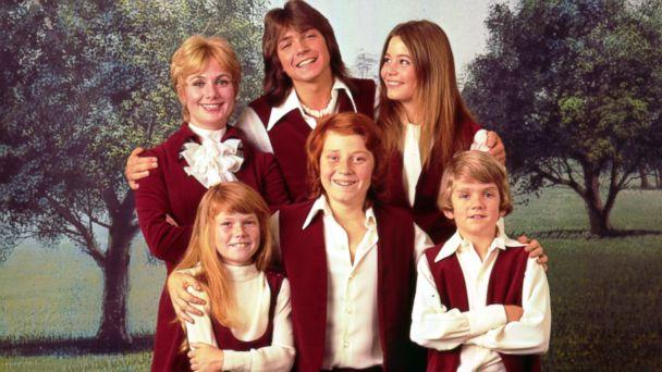 PHOTO: The Partridge Family poses for a photo circa 1970. (Michael Ochs Archives/Getty Images, FILE)