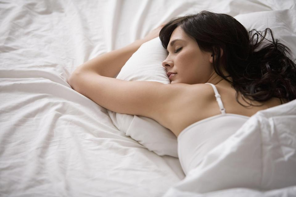 "<p>If you go to bed without washing your face, especially if you have makeup on, you're practically asking for bacteria buildup. ""More relevant to now, I have my patients cleanse after being outside with their masks on for long periods of time,"" said Dr. Bhanusali. ""It's the easiest way to prevent maskne and breakouts.""</p>"