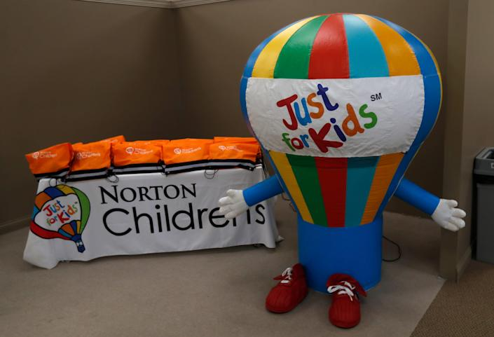 Norton Children's is vaccinating children 12 and up and studying Pfizer's COVID-19 shot in kids as young as 6 months old.