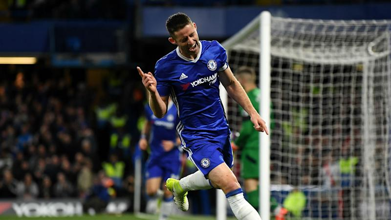 Cahill second only to Chelsea skipper Terry on Premier League scoring chart