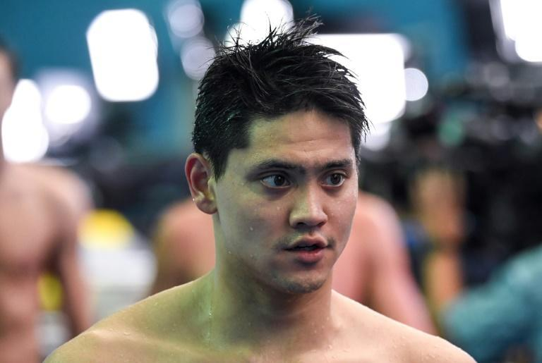 Singapore's Joseph Schooling won the 100m butterfly at the Rio Olympics