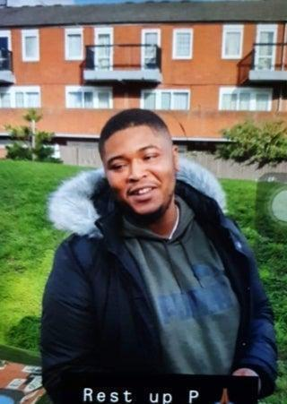 Exauce Ngimbi was stabbed to death near his mother's home in Hackney