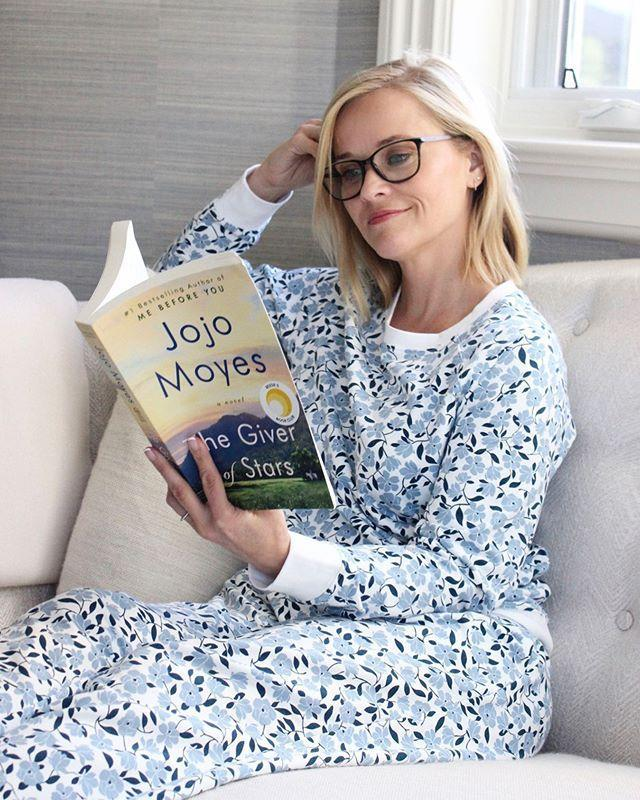 """<p>Reese has her own book club called #ReadWithReese, and she always shares her top picks on Instagram for new books to check out. </p><p><a href=""""https://www.instagram.com/p/B4U7T4ogvDf/"""" rel=""""nofollow noopener"""" target=""""_blank"""" data-ylk=""""slk:See the original post on Instagram"""" class=""""link rapid-noclick-resp"""">See the original post on Instagram</a></p>"""