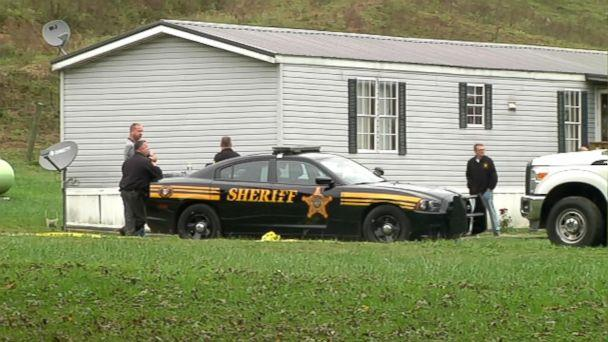 PHOTO: Authorities are investigating a quadruple killing in Lawrence County, Ohio. (WCHS)