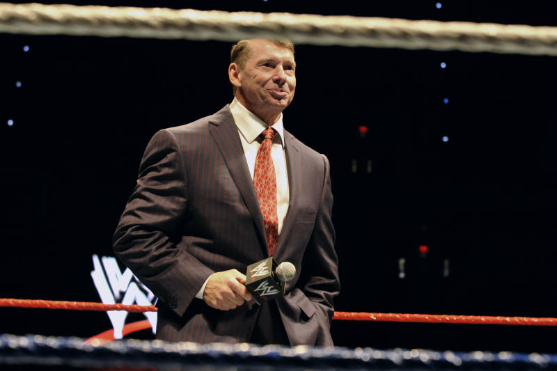 WWE's Vince McMahon To Spend $500 Million On XFL