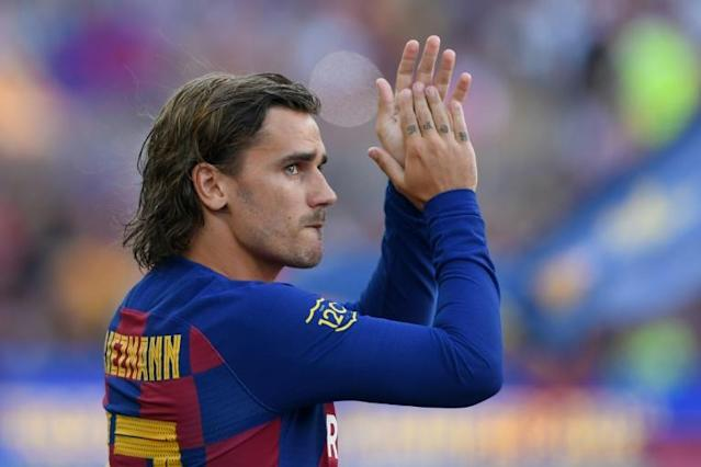 World Cup winner Antoine Griezmann has been added to Barcelona's attack this summer (AFP Photo/Josep LAGO)