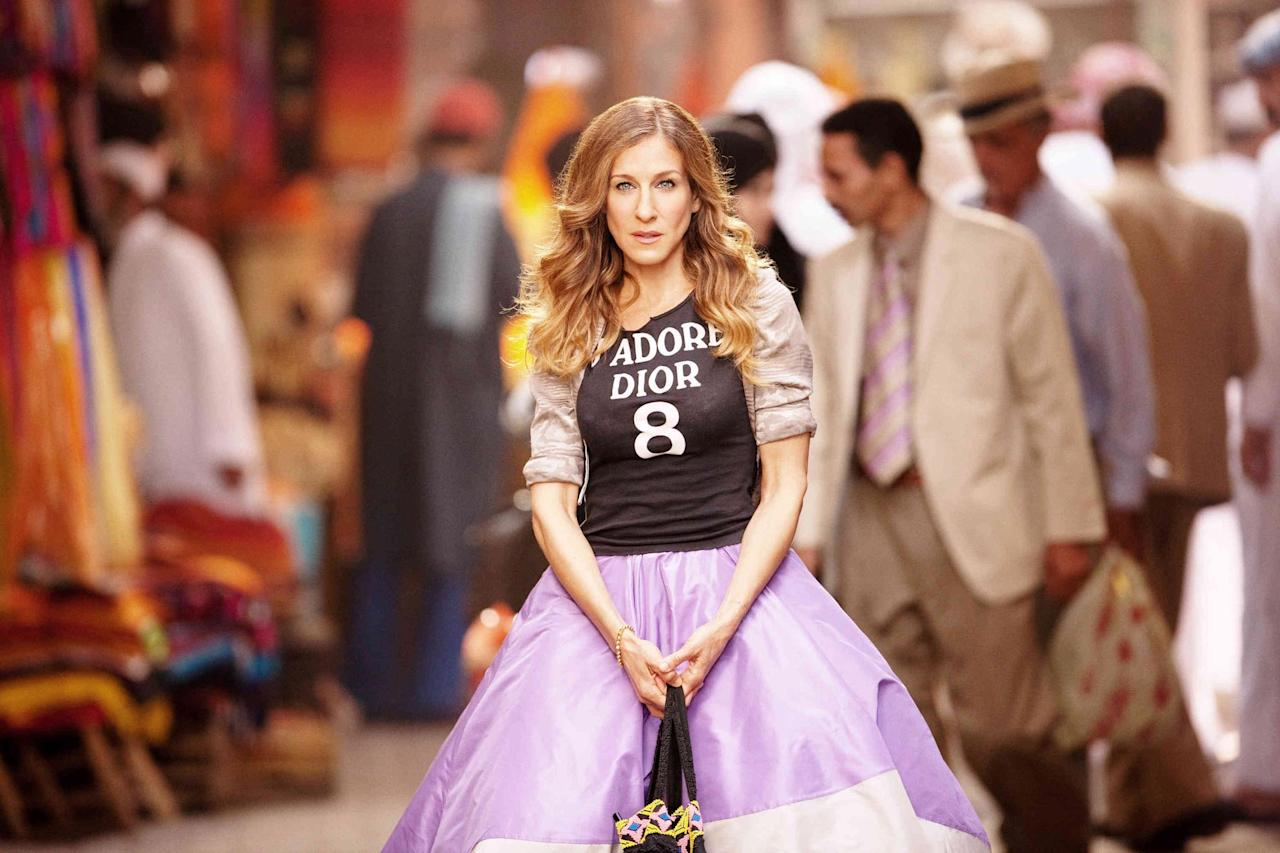 <p>La mayoría de las películas que ha rodado Sarah Jessica Parker han recibido críticas negativas en Metacritic. Sí, la estrella de 'Sexo en Nueva York' ('Sex and the City') es la décima actriz con peores cintas en su filmografía. (Foto: New Line Cinema / HBO Films). </p>