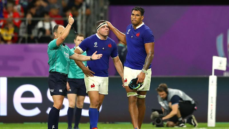 Rugby World Cup 2019: World Rugby to investigate referee Peyper