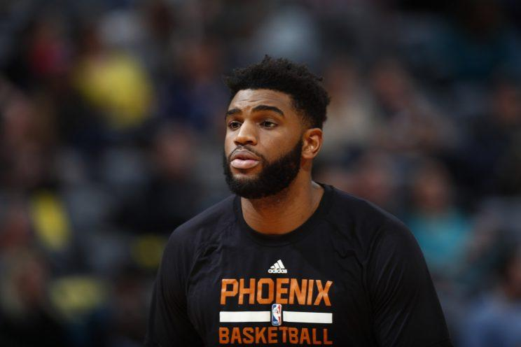 Alan Williams averaged 7.4 points and 6.2 rebounds in 15.1 minutes per game last season for the Suns. (AP)