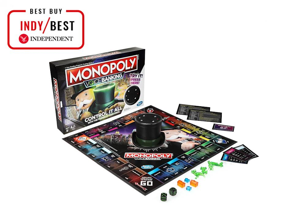 The classic board gamehas had a modern upgrade with this voice-activated versionThe Independent