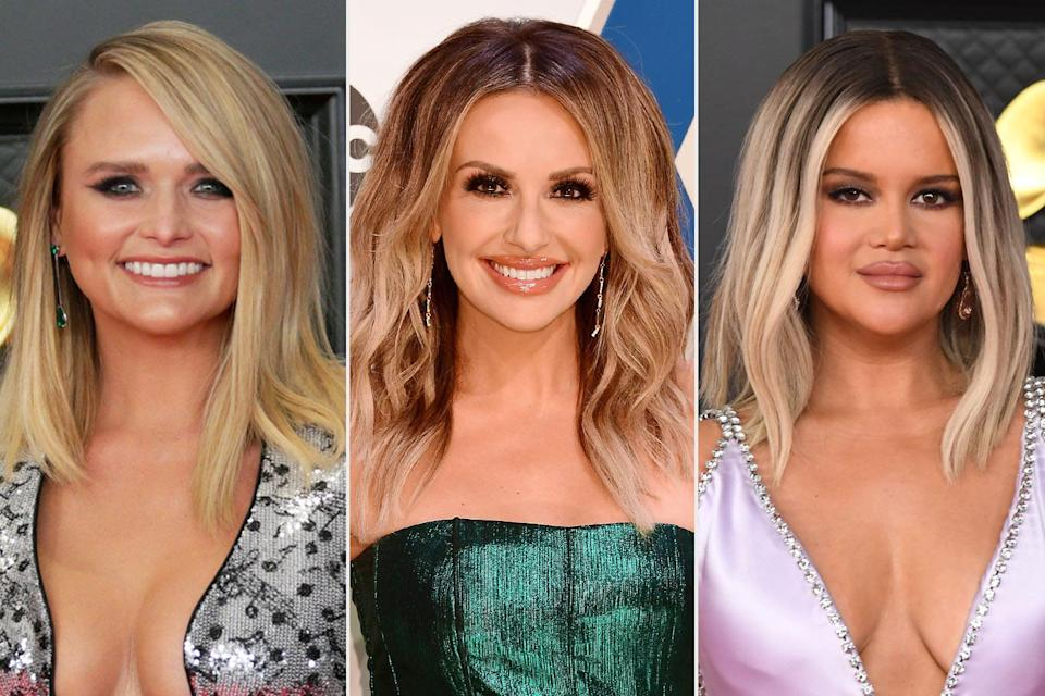 "<p>Among this year's history-making milestones are the single of the year nominees, which for the first time ever each feature a female artist: Miranda Lambert, Gabby Barrett, Marren Morris — who's tied with Chris Stapleton for the most nominations this year with six each — Carly Pearce (with Lee Brice) and Ingrid Andress. </p> <p>Speaking about the record number of female nominations, ACM CEO Damon Whiteside said, ""We have come a long way when the five most focal singles of the year are female. When you figure there's been so much discussion about the lack of females at radio and just the lack of female content and presence in general in the country music industry,"" according to <a href=""https://www.billboard.com/articles/columns/country/9531802/2021-acm-awards-nominations/"" rel=""nofollow noopener"" target=""_blank"" data-ylk=""slk:Billboard"" class=""link rapid-noclick-resp""><i>Billboard</i></a>. </p> <p>He added, ""We've all been working really hard to combat that as an industry. And it's exciting to see that there's just so much great content coming from our really strong female artists out there. I think that's a major, major statement right there.""</p>"