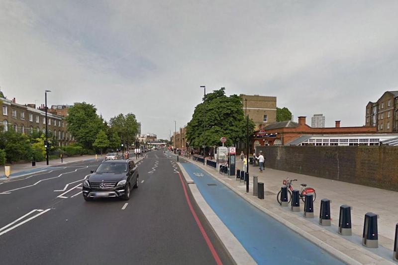 'Hit-and-run' crash: A man is fighting for life after he was struck by a van in Bow Road: Google