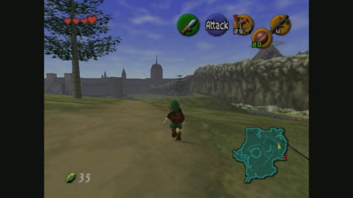 the legend of zelda series ranked ocarina time