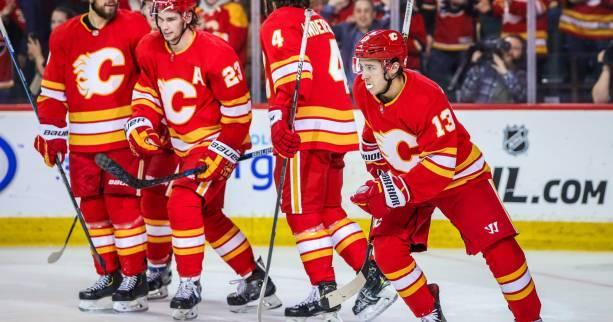 The Calgary Flames are headed back to the Stanley Cup Playoffs.