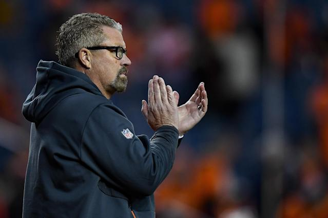 Gregg Williams is 5-2 as Browns interim head coach. (Getty Images)