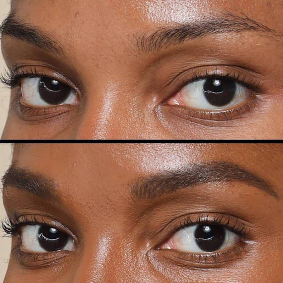 "Your arches will look fuller and fluffier — and stay in place — with this two-in-one brow gel and pencil. It easily fits in a backpack or purse, in case you want to touch up your brows while you're out and about. <br /><br /><strong>Promising review:</strong> ""I threw out my expensive brow pomade after using this. This glides on and is so easy to use. <strong>My brows look great in just about a minute.</strong> And the color recommendation was spot on."" — <a href=""https://go.skimresources.com?id=38395X987171&xs=1&url=https%3A%2F%2Fthelipbar.com%2Fproducts%2Farch-nemesis&xcust=HPBeautyProducts6075ec5be4b0fcee71a35a6f"" target=""_blank"" rel=""nofollow noopener noreferrer"" data-skimlinks-tracking=""5735076