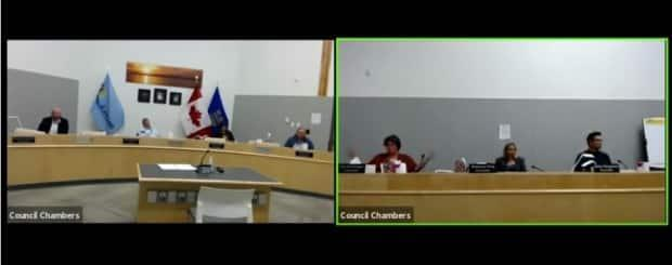 Slave Lake councillor apologizes for saying town should 'stop feeding' homeless Indigenous people