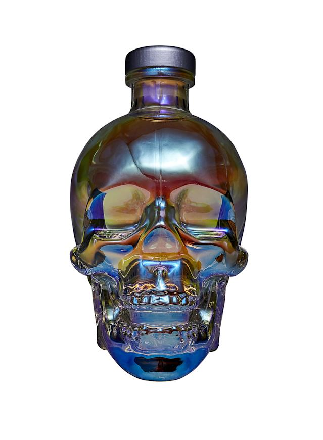 "The vodka venture of Dan Aykroyd is ready for winter with the Aurora, an iridescent edition evoking the Northern Lights. --with Coleman Bentley <a href=""https://fave.co/2QwGtZS"" rel=""nofollow noopener"" target=""_blank"" data-ylk=""slk:BUY NOW: $60"" class=""link rapid-noclick-resp""><strong>BUY NOW:</strong> $60</a>"