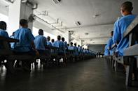 As of Friday there have been over 35,000 positive coronavirus cases inside Thailand's jails