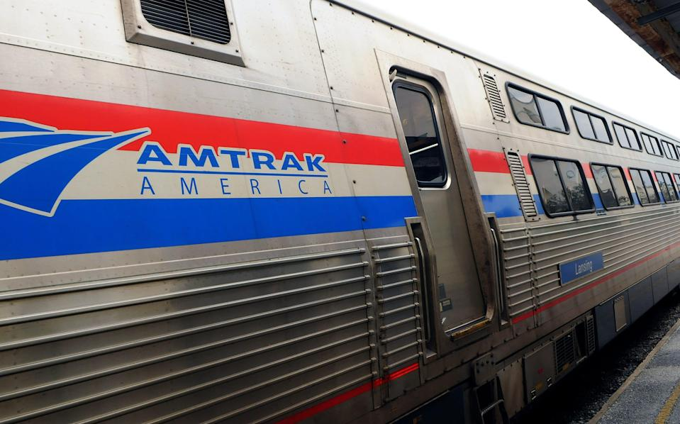 Amtrak's Black Friday sale is here with up to 50% off select fares.