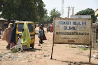 Aid agencies like UNICEF are offering medical and other services to those displaced in the region (AFP/PIUS UTOMI EKPEI)
