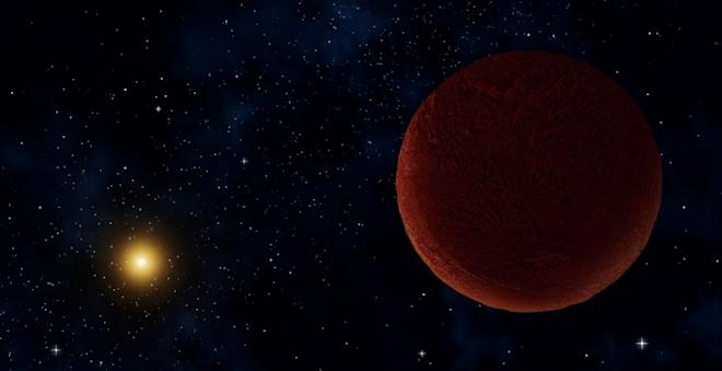 DeeDee, Distant dwarf, planet, discovered, ALMA,