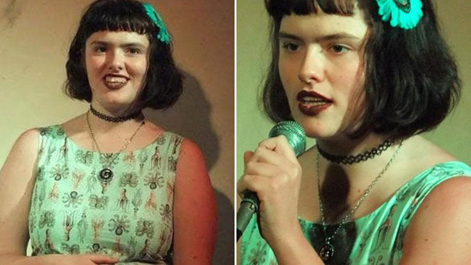 Comedian Eurydice Dixon, 22, was 900m from home when she was allegedly raped and killed.