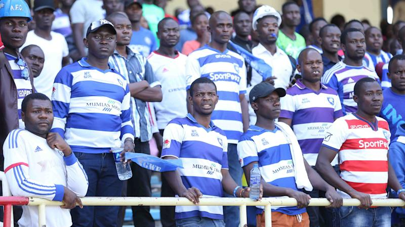 AFC Leopards provide a breakdown of money collected during the Mashemeji derby
