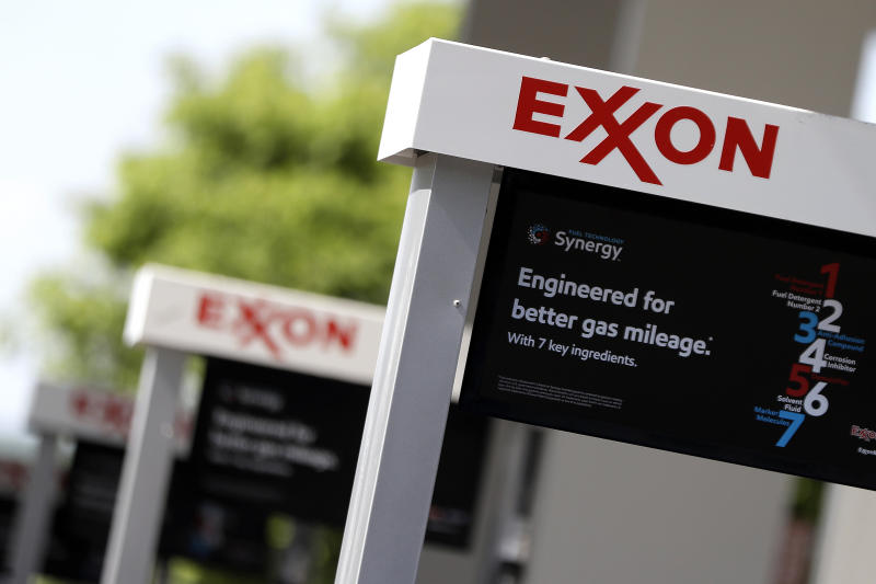 NY attorney general sues Exxon Mobil over climate change costs