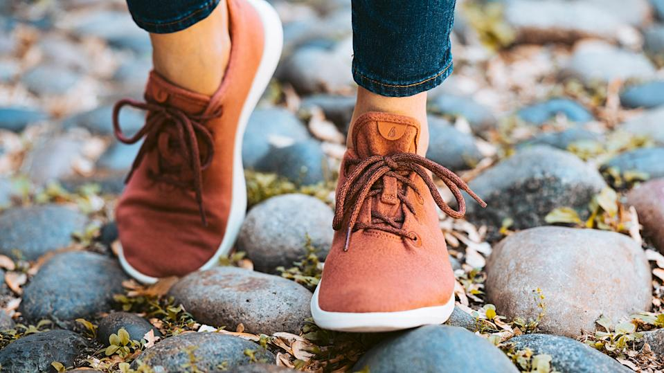 The best gifts for travelers: Allbirds Wool Sneakers