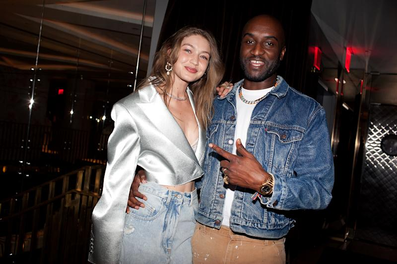 369e30247572 Virgil Abloh and Friends Toast Off-White Capsule at L'Avenue at Saks