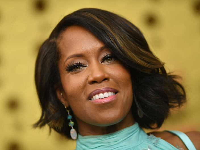 Regina King Valerie Macon Getty