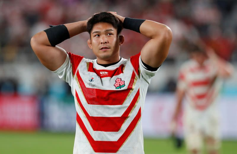 Rugby: Japan number eight Himeno to join Highlanders