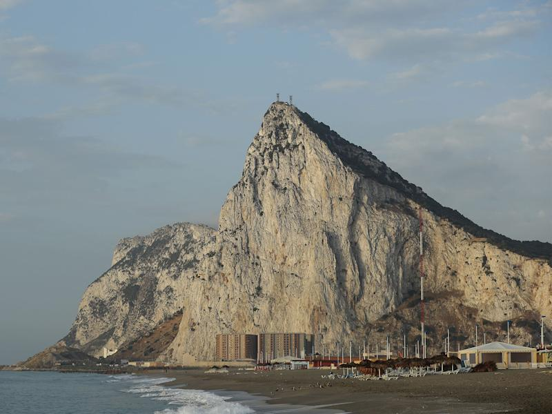 Given that the Gibraltarians also voted so overwhelmingly to Remain there are many painful ironies in their current predicament: Getty
