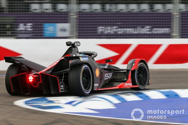 """Oliver Rowland, Nissan e.Dams, Nissan IMO2 <span class=""""copyright"""">Dom Romney / Motorsport Images</span>"""