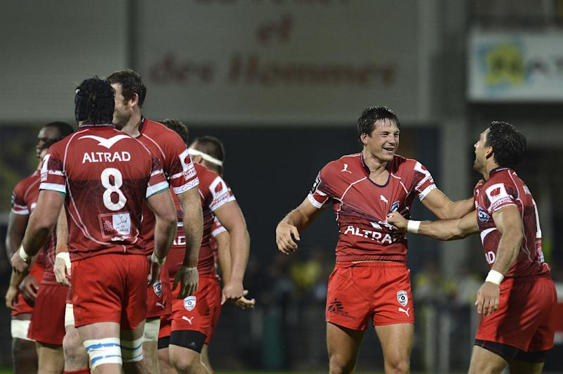 Rugby Union - Trinh-Duc stuns Clermont with last-gasp penalty