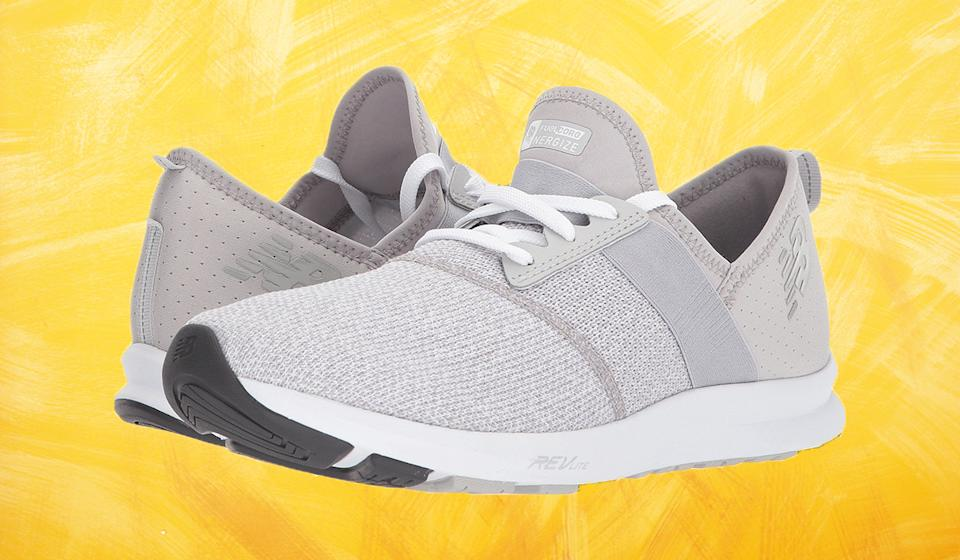 For an Insta workout in the driveway, or a light walk anytime. (Photo: Zappos)