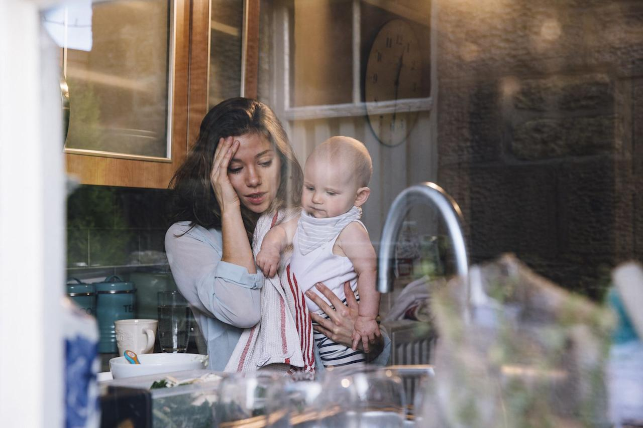 """<p>Moms <a href=""""https://www.womansday.com/life/advice/a54496/things-to-do-by-yourself/"""" target=""""_blank"""">deserve some """"me time,""""</a>  but if they rarely — or never — feel inspired to bond with their baby, it's time to ask for an assist.</p><p>""""Anytime the symptoms affect a woman to the point where she is unable to function not only as a mother, but also in her daily life, it's time to seek help,"""" Bober says. """"This would include inability to bond with the baby, thoughts of harming yourself or the child, or lack of self-care.""""<br></p><p>If postpartum depression is then diagnosed, the doctor may prescribe medication and refer the new mother to a psychologist. </p>"""