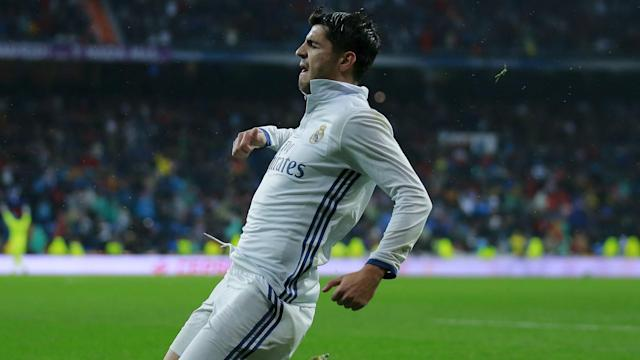 Alvaro Morata's match-winning performance against Leganes highlighted just why he deserves to start for Real Madrid against Atletico Madrid.