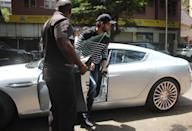 <p>Bollywood Actor Hrithik Roshan Buys Himself Aston Martin Rapide S Sports Car Worth Rs 3.8 Crore </p>