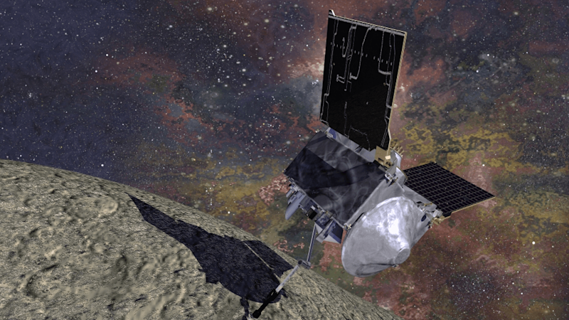 NASA preps for seven-year journey to sample a near-Earth asteroid
