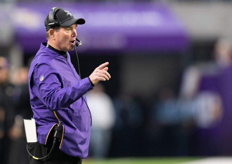Vikings sticking with Zimmer, GM Spielman for 2020
