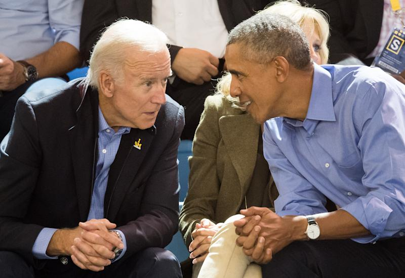 Joe Biden and Barack Obama put their continuing popularity to work for Democrats during the 2018 midterms.