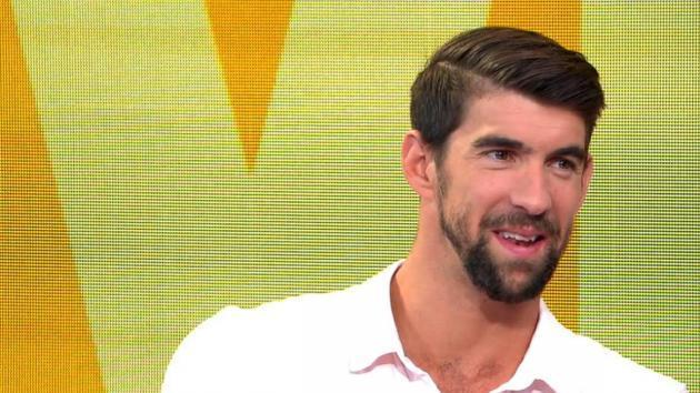 'GMA' Hot List: Michael Phelps races a great white shark in a new documentary