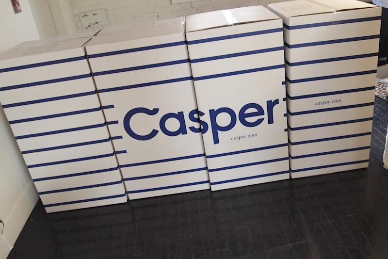 Casper Is Said to Work With Morgan Stanley, Goldman on IPO
