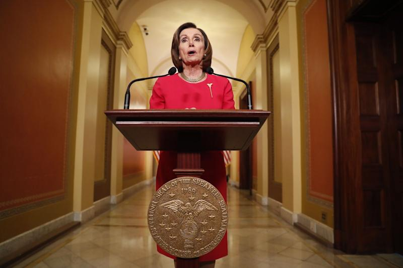 Pelosi's $2.5 Trillion Virus Bill Delays Mortgage, Car Payments