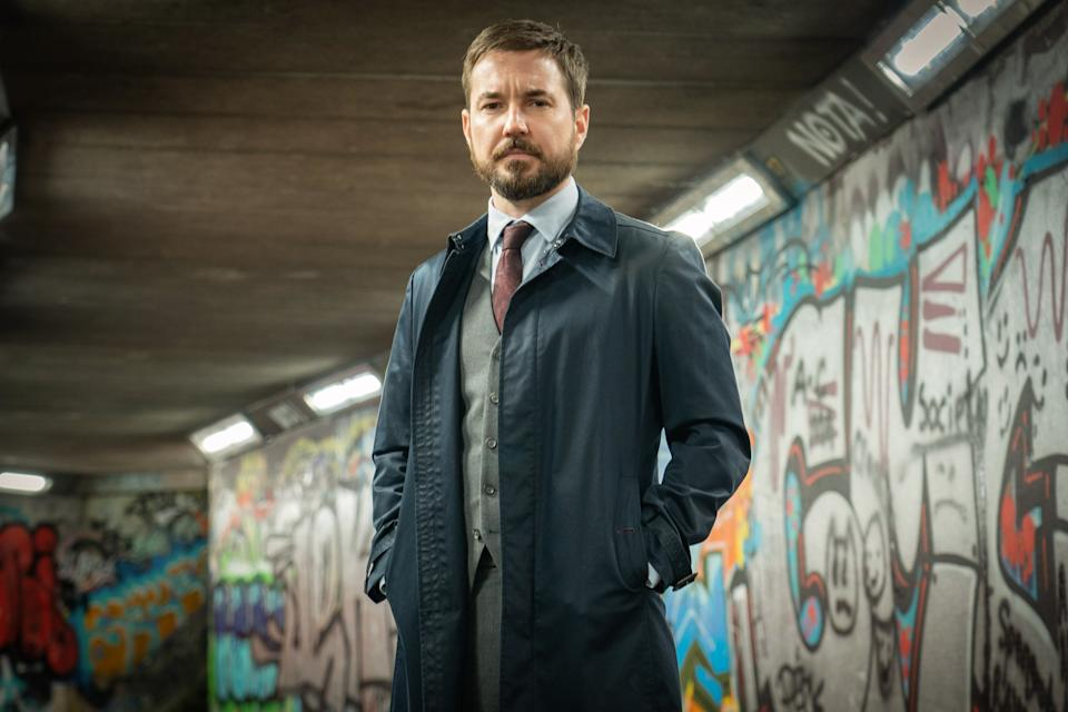 WARNING: Embargoed for publication until 00:00:01 on 23/03/2021 - Programme Name: Line of Duty S6 - TX: n/a - Episode: Line Of Duty - Ep 2 (No. n/a) - Picture Shows: *NOT FOR PUBLICATION UNTIL TUESDAY 23RD MARCH, 2021* DS Steve Arnott (MARTIN COMPSTON) - (C) World Productions - Photographer: Chris Barr